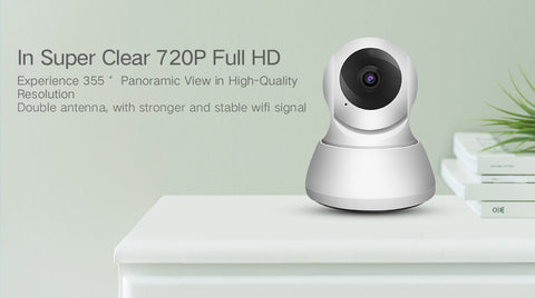 Image of Home Security IP Camera Wi-Fi