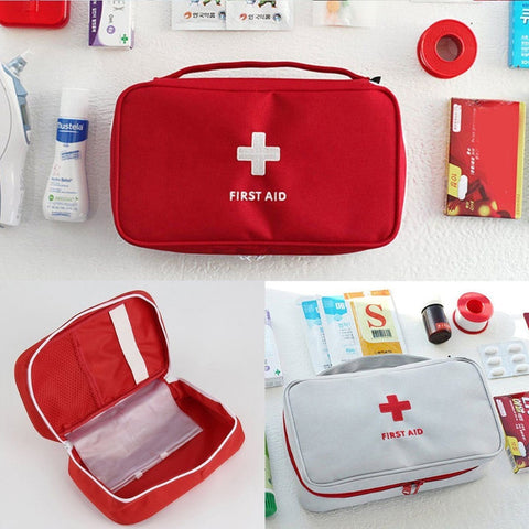 Portable Camping First Aid Kit Emergency Medical