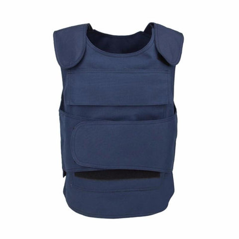 Image of Tactical Vest Security Guard Bulletproof (No Steel Plate!)