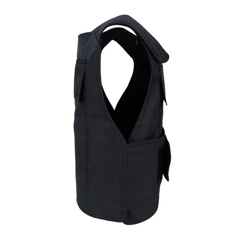 Tactical Vest Security Guard Bulletproof (No Steel Plate!)