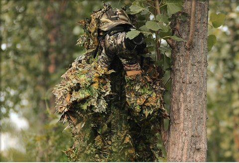 Image of Hunting clothes New 3D maple leaf