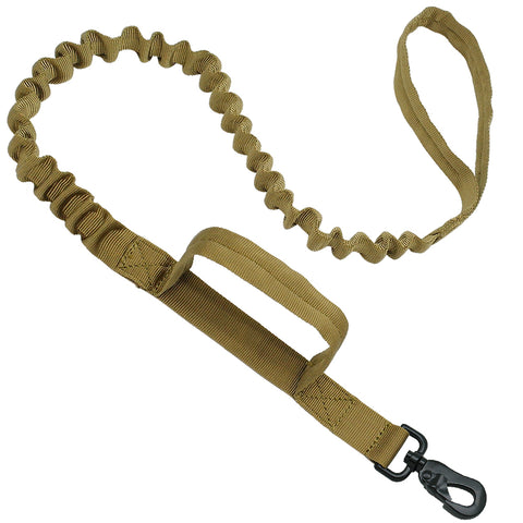 Military Tactical Dog Harness Training Running