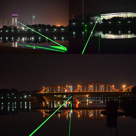 5MW High Power Red Blue Green Laser Pointer