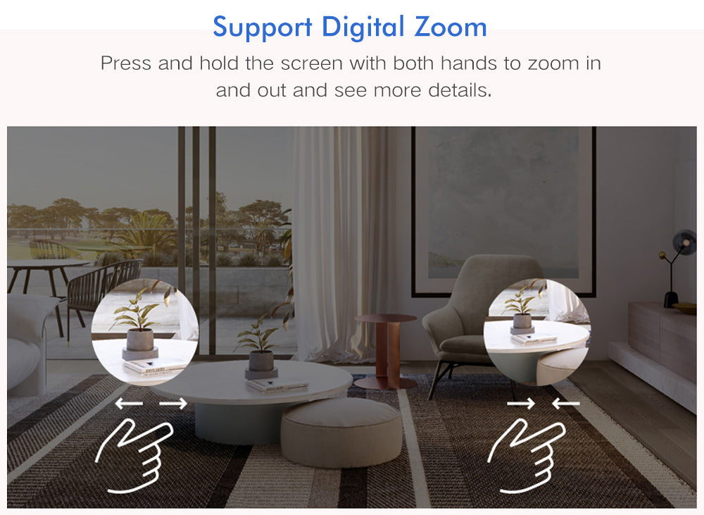 IP Camera Outdoor Speed Dome Wireless Wifi Security