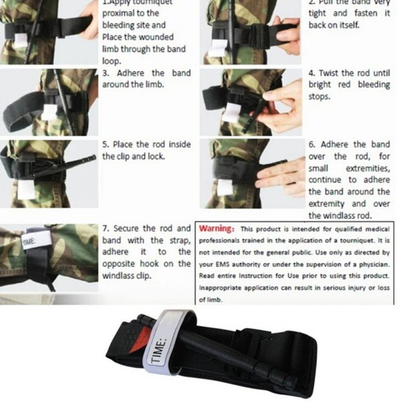 Tactical  Outdoor Essential First Aid