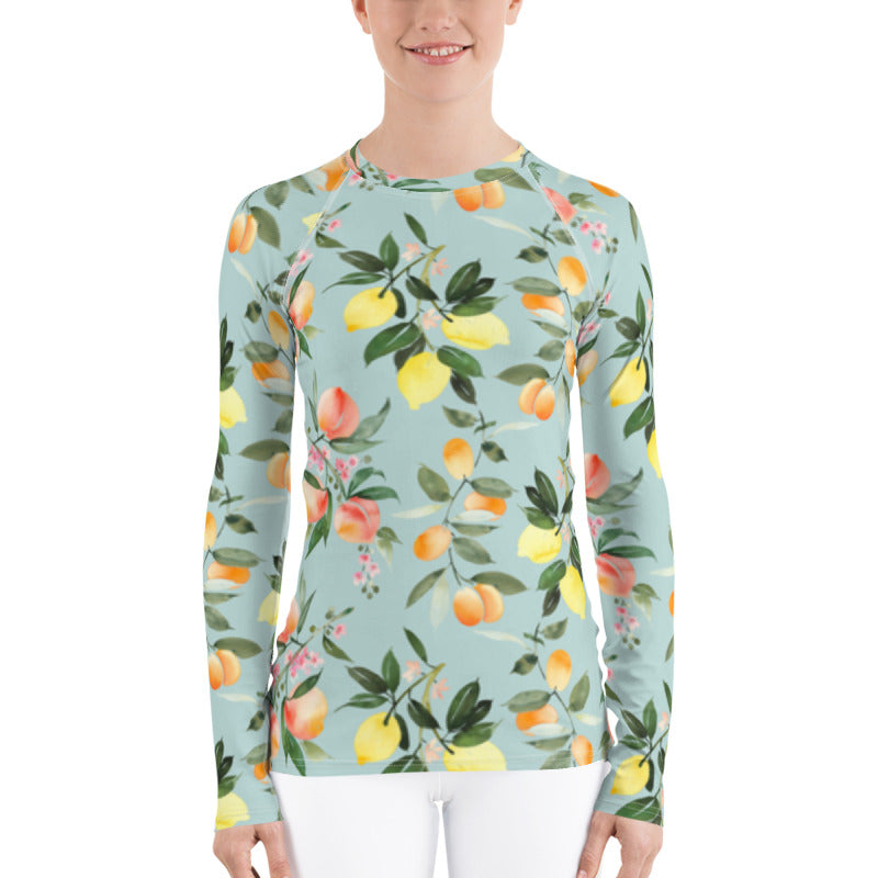 Light Citrus Sun Shirt