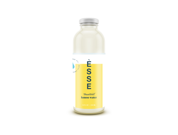 ÈSSE Water - Lemon (12 Ct.) - ÈSSE Water