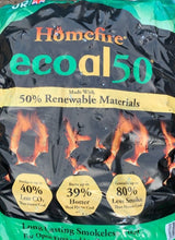 Homefire Ecoal50- Greener, Cleaner Smokeless Coal