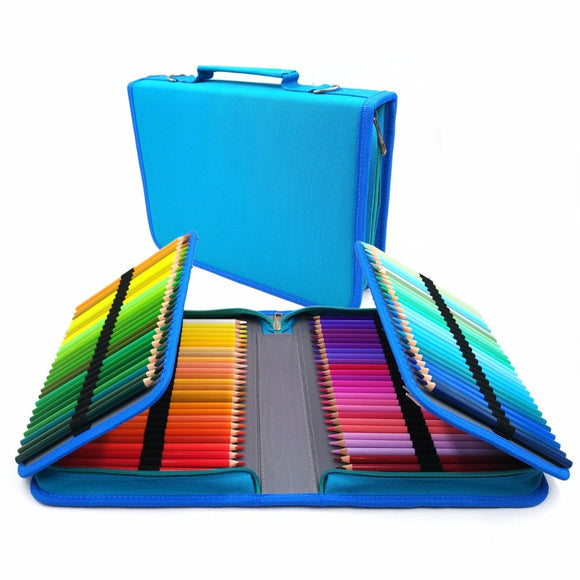 150 Colour Pencil Set and case