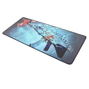Overlock game mousepad