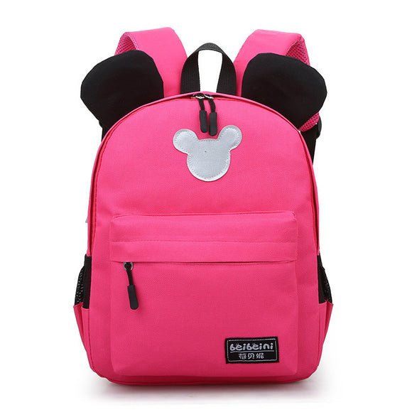 Kids Mickey or Minnie Backpack