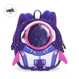 3D Astronauts School Bag