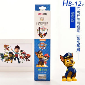Paw Patrol Pencils Pack