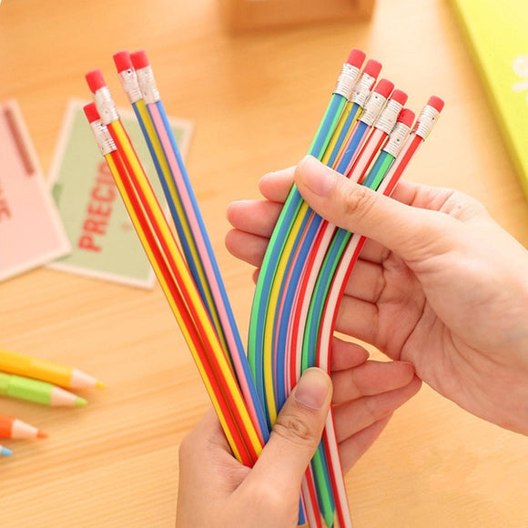 Colourful Flexible Pencil