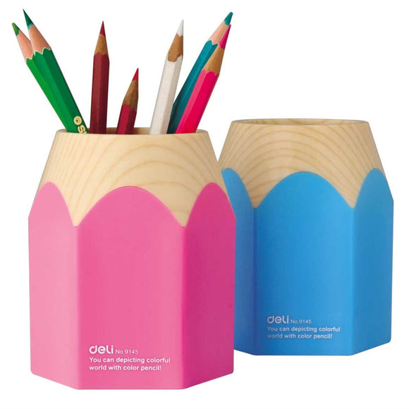 Big pencil pen holder