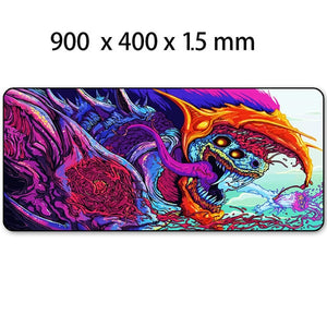 Hyper Beast XL Gaming Mouse Pad