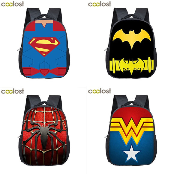 Kids Superhero Backpack