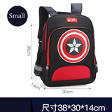 Captain America School Bags