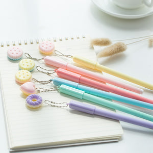 5 pcs colour gel pens