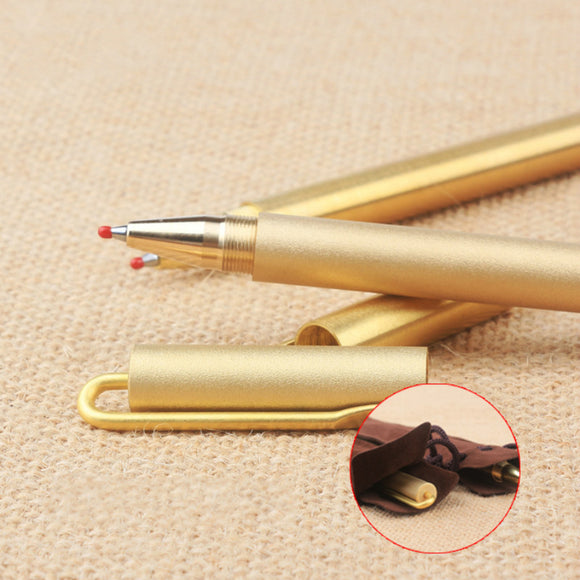 Brass Signing Pen
