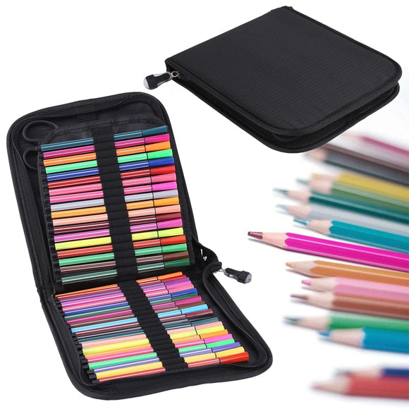 Large Colour Pencil Case