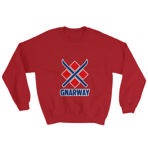 Ski GNARWAY Sweat Shirt