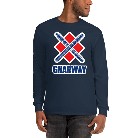 Bike GNARWAY Long Sleeve T-Shirt