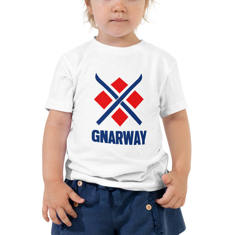 Toddler GNARWAY Short Sleeve Tee