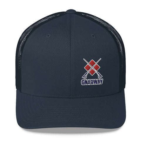 Gnarway Fly Fishing Trucker Cap