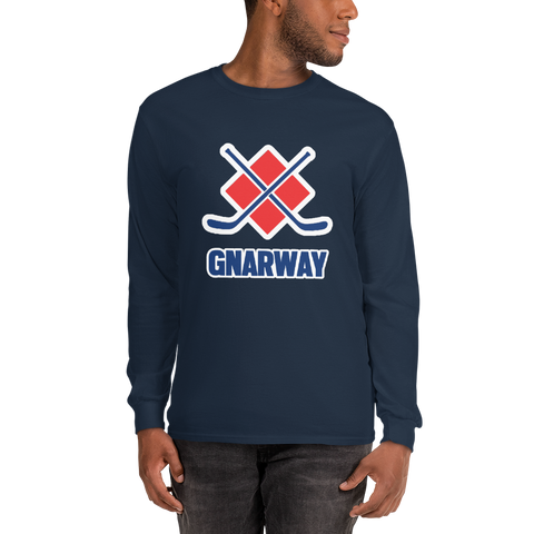 Hockey GNARWAY Long Sleeve T-Shirt