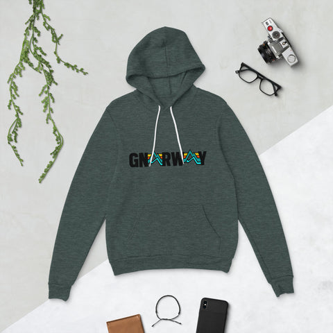 Gnarway lightweight Mountain Hoodie