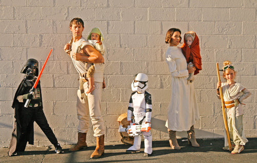 The best family Halloween costume ideas