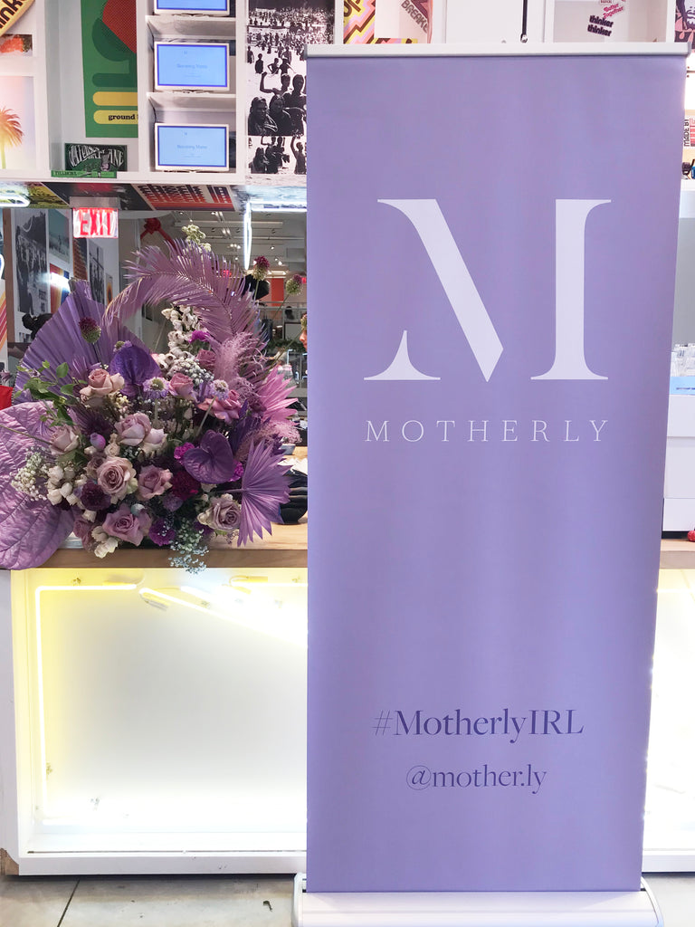 Motherly Event Sign