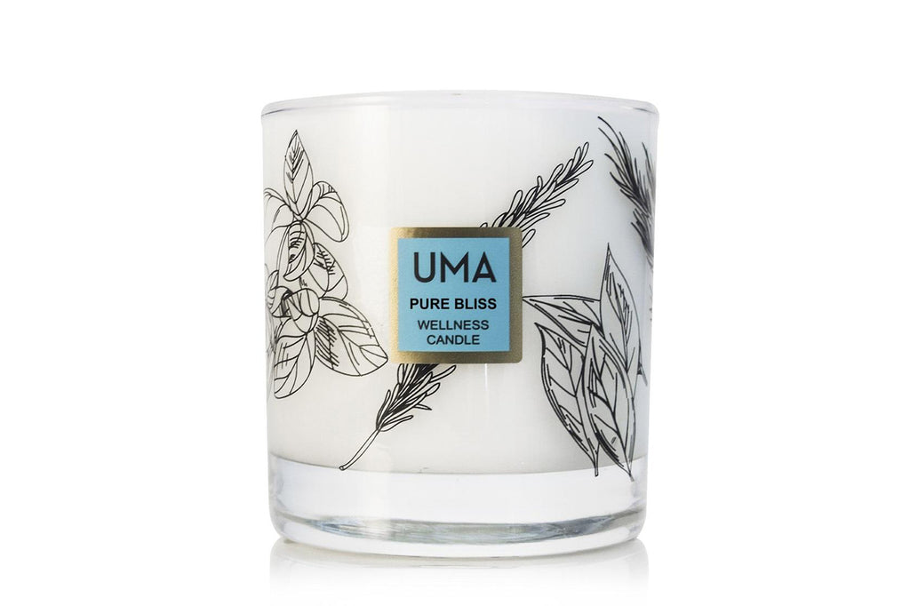 Uma Pure Bliss Wellness Candle