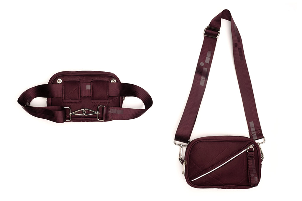Go Dash Dot Belt Bag/Crossbody