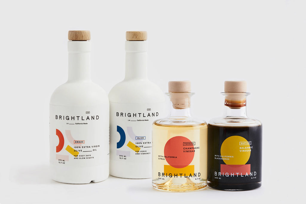 Brightland Oil & Vinegar Set