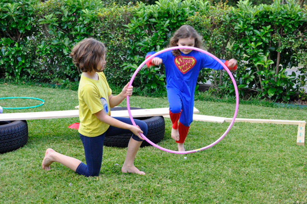 """Photo Credit: <a href=""""http://www.beafunmum.com/2012/05/backyard-obstacle-course/"""">Be a Fun Mum</a>"""