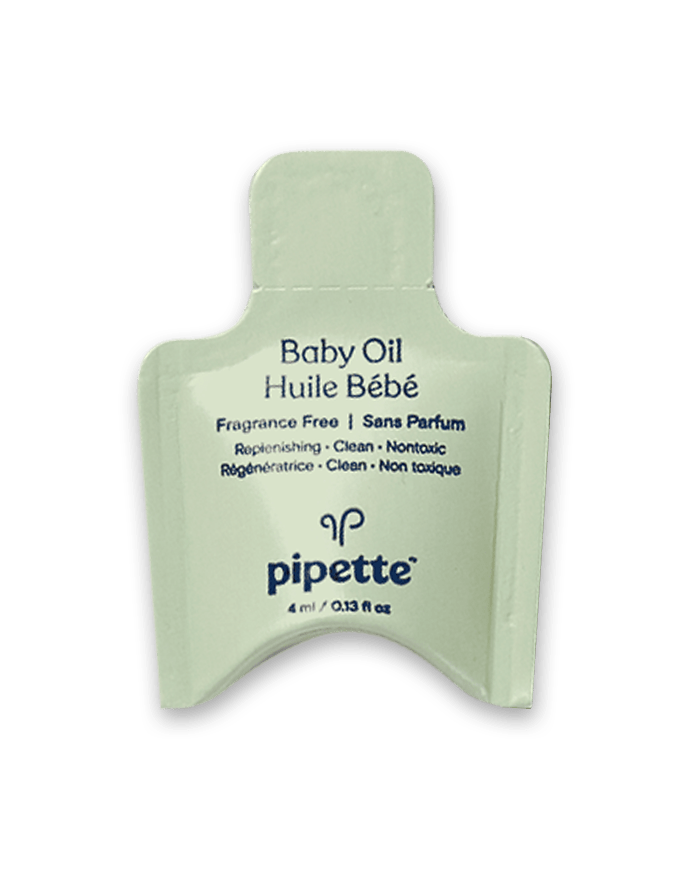 Free Baby Oil Sample