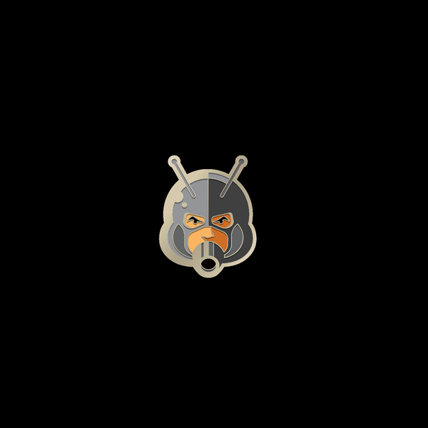 ANT-MAN (TINY) enamel pin