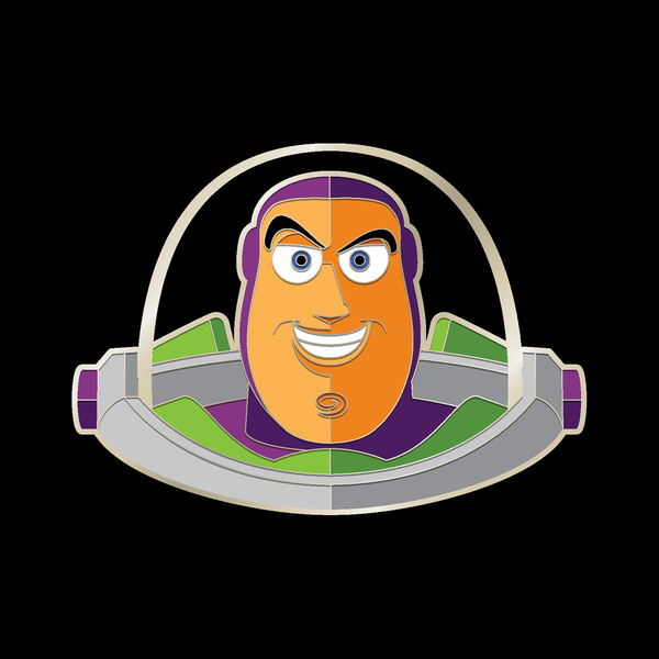 BUZZ LIGHTYEAR enamel pin
