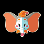 DUMBO (CLOWN) enamel pin