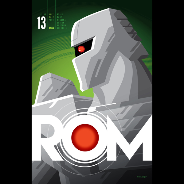 ROM issue #13
