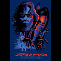 THE THING variant edition screenprint