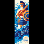 WONDER WOMAN regular edition screenprint