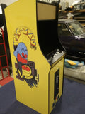 Pacman Upright Arcade Game