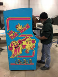 Ms Pacman Upright Arcade Game