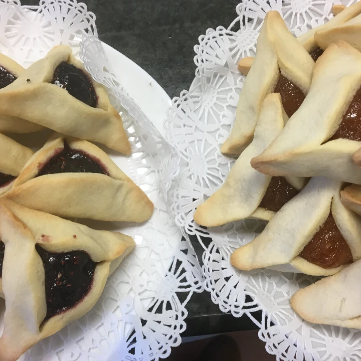 Hamentaschen have NEVER tasted better!!!
