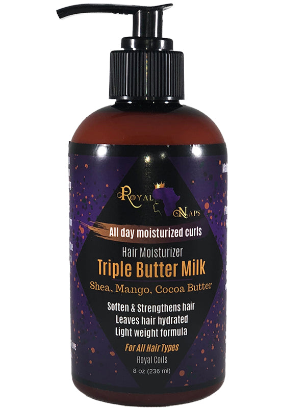 Triple Butter Milk Hair Moisturizer