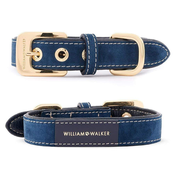 William Walker Midnight // Halsband & Leine Set + Kostenloser Kotbeutelspender