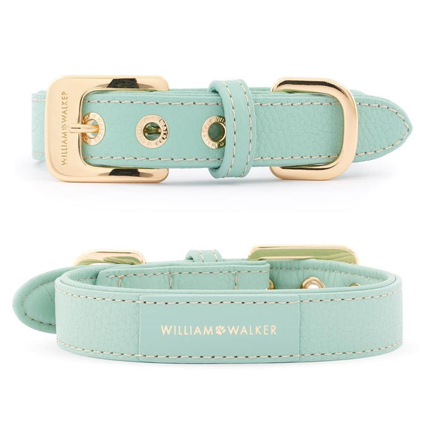 William Walker Peppermint // Halsband & Leine Set + Kostenloser Kotbeutelspender
